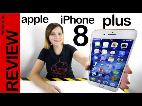 Apple iPhone 8 plus review -más cerca del iPhone X-