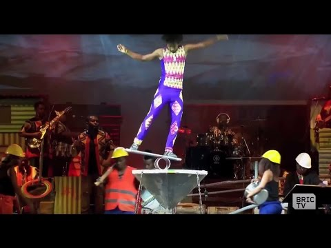 """Mother Africa: My Home"" Dazzles w/ Acrobatics, Contortionists, and More 