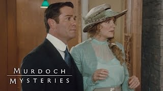 "Murdoch Episode 1, ""Murdoch Mystery Mansion"", Preview 