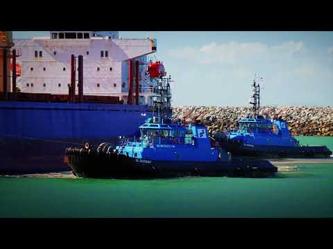 Port Of Mackay Servicing Central Queensland Mining And Agricultural Industries