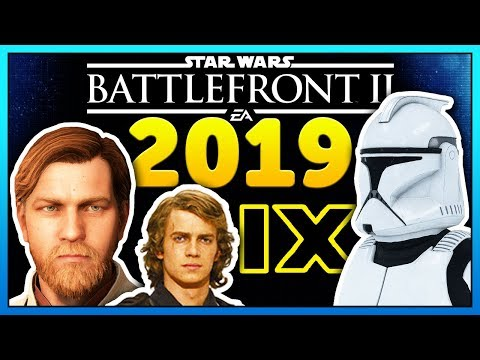 What I'm excited for in 2019 - Star Wars Battlefront 2, Clone Wars, Episode IX thumbnail
