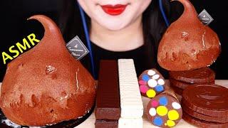 SUB)초콜릿 초콜릿디저트 투썸플레이스 슈케이크 먹방 …