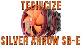 ThermalRight Silver Arrow SB-E Overview and Install Guide [Review Link Inside]
