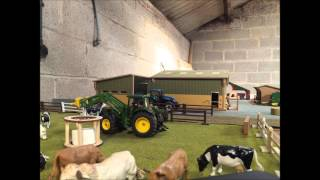 Model Farm stop motion animation 2