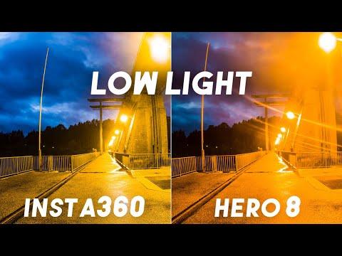 GoPro HERO8 vs.