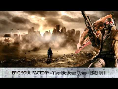 Really Slow Motion - The Glorious Ones - Epic Music Stars 011