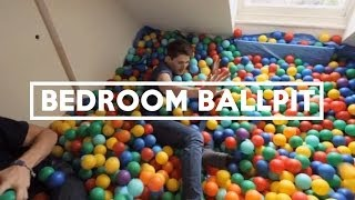 The Bedroom Ball Pit