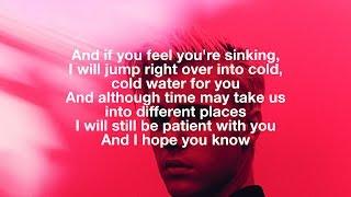 Cold Water - Major Lazer, Justin Bieber, MØ with HD Lyrics