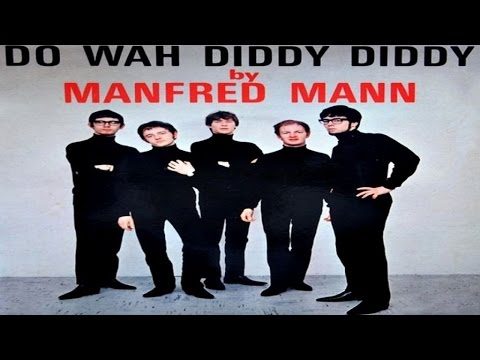 Manfred Mann - Do Wah Diddy Diddy #HIGH QUALITY SOUND 1964