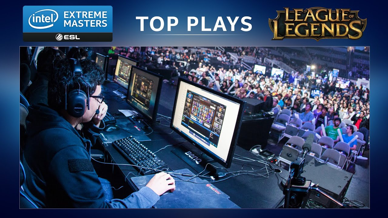 Iem League Of Legends