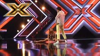 Шпагат от участницы шоу и настоящий драйв от Антона Савлепова