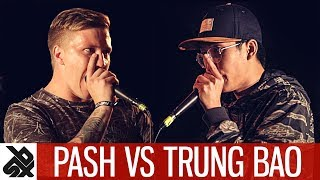 PASH vs TRUNG BAO | WBC Solo Battle | FINAL