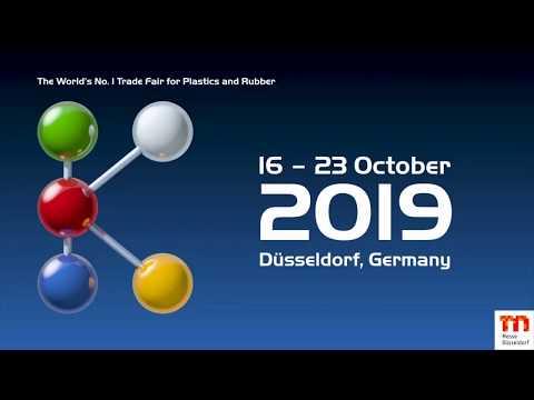 OZ-MAK Machinery At K 2019 Exhibition In Düsseldorf Germany