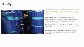 MSpa - портативные гидромассажные бассейны | Купить бассейн СПА от лидера MSpa(Горячий бурлящий источник с гидромассажем и подогревом, аромотерапией и фильтрацией воды -- это то, что..., 2013-12-10T23:55:23.000Z)