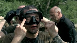 I feel like I'm drowning - Special Forces: Ultimate Hell Week - Episode 3 Preview - BBC Two