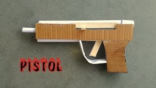 How to Make a Pistol by Cardboard