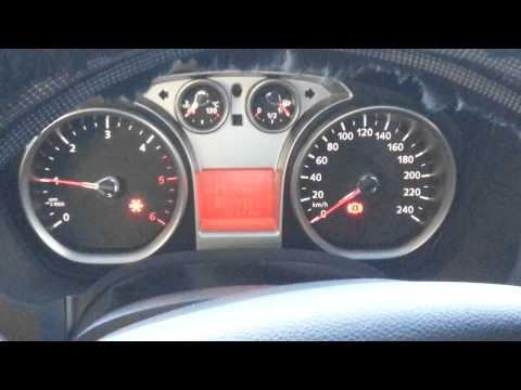 Форд Куга 2.0 TDI. Запуск двигателя в мороз 20 градусов.