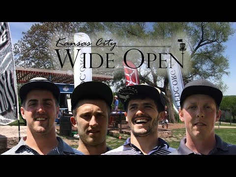 The Disc Golf Guy - Vlog #385 - Ricky Wysocki, Ben Wiggins, Alex Geisinger, Nikko - KCWO by Innova