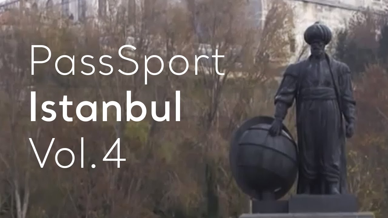 Go Turkey - PassSport Istanbul: Vol.4 with Semih Saygıner