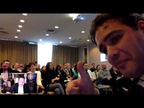 Milano 2 days event - Message from SVP Tom Schmitz to the Italy Team