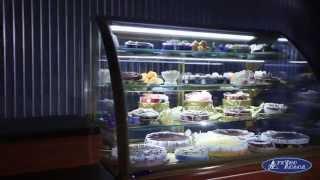 Видео обзор кондитерской холодильной витрины