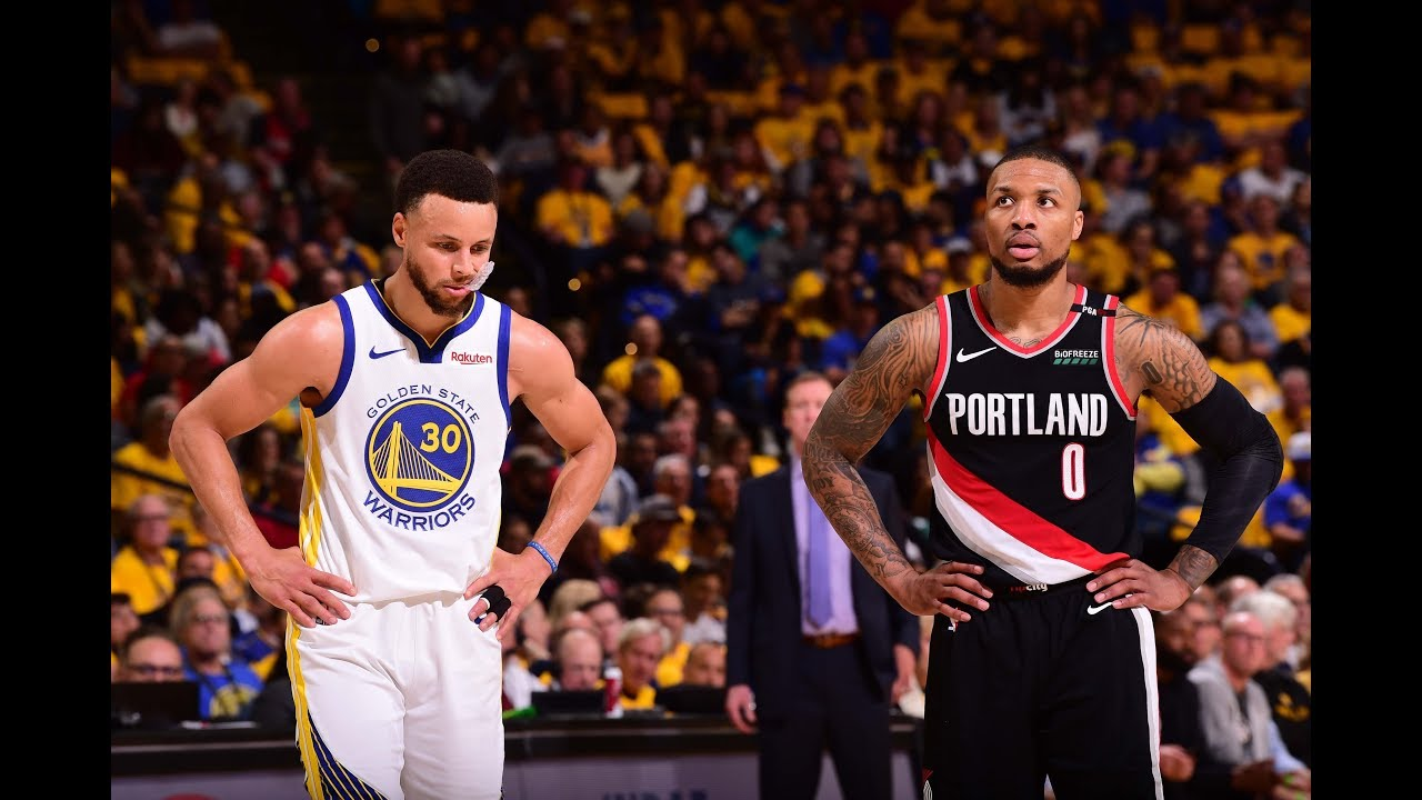 Stephen Curry vs. Damian Lillard -- Who's The NBA's Best Point Guard?
