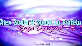 Alex Zurdo ft Sarah la profeta - Yugo Desigual (Letra)