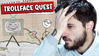 EU FUI TROLLADO 1.000.000.000 DE VEZES! - Trollface Quest