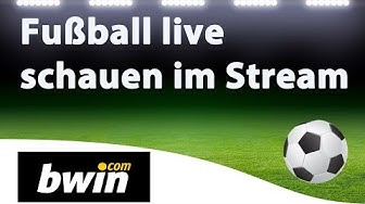 bwin Fussball live schauen im Stream