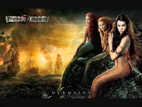 My Jolly Sailor Bold & Mermaids theme and scene- Pirates of the Caribbean : On Stranger Tides ...