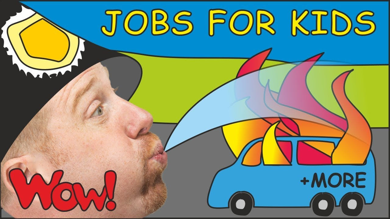 Jobs for Kids with Steve and Maggie | + MORE Magic Stories ...