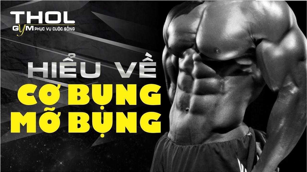 Hiểu cơ bụng, trai gym không 6 múi thất bại đời tập tạ?