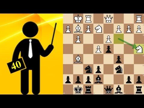 Van Geet Opening - Standard chess #40