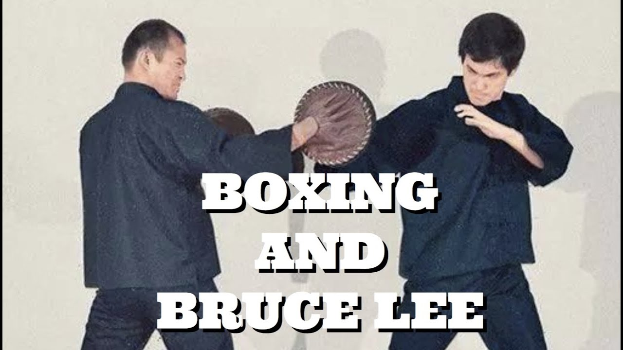 Boxing And Bruce Lee The Five Ways Of Attack Youtube