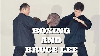 Boxing and Bruce Lee: The Five Ways of Attack
