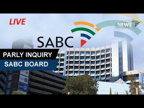Parliamentary inquiry into the affairs of the SABC, 7 December 2016 Part 3