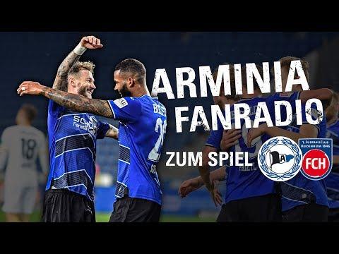 LIVE: Arminia Fanradio zum Spiel gegen Heidenheim
