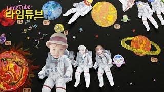 우주여행 엘사 뽀로로 미술놀이 장난감 Space Travel Art Plays Elsa Pororo Toys Play Игрушки 라임튜브