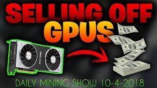 Selling GPU