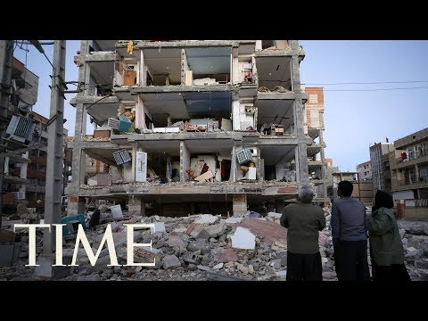 7.3 Magnitude Earthquake Along Iraq-Iran Border Leaves At Least 400 Dead, 7,200 Injured | TIME