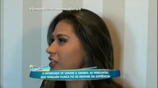 Carreira internacional: Rodrigo Faro passa um dia com Simone e Simaria em Portugal