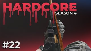 Hardcore #22 - Season 4 - Escape from Tarkov