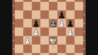 End Game Strategy and Tactics Lesson 2- Triangulation