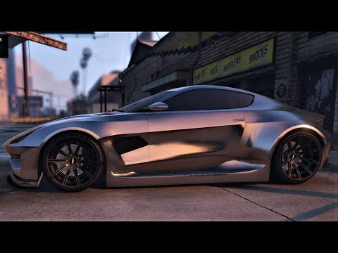 Our 007 Dewbauchee Specter DB10 Custom! A Benny's Detailed Review! - Lets Play GTA5 Online HD E317