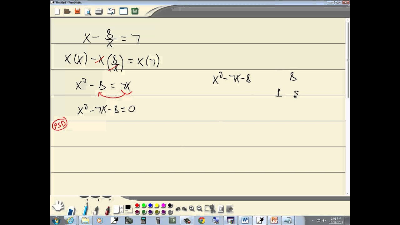 Rational and Irrational Numbers | Free Homework Help