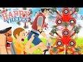 POGO VS EL FIDGET SPINNER DE HACHAS | HAPPY WHEELS #179