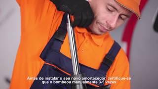 Instalar Amortecedor dianteiro e traseiro HONDA CR-V II (RD_): vídeo grátis