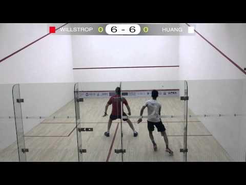 China Open 2015 - James Willstrop vs. James Huang