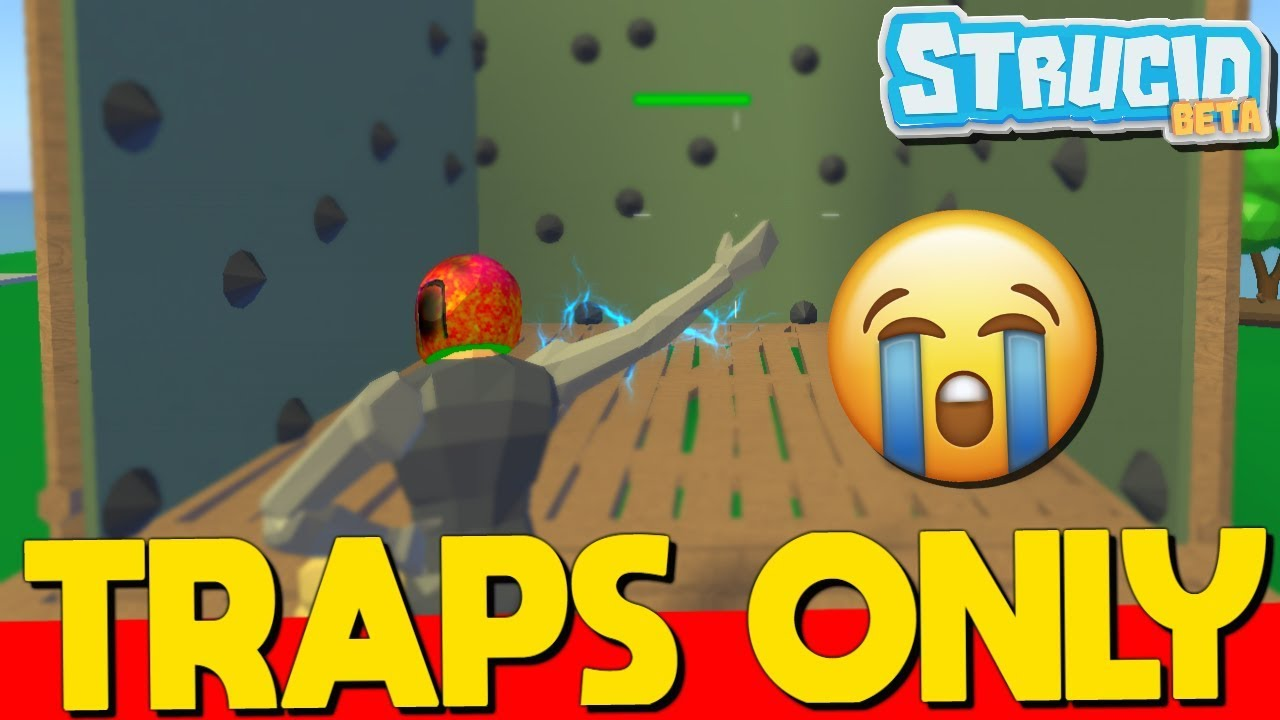 Traps Only In Strucid Is The HARDEST... *I WON* (Roblox ...