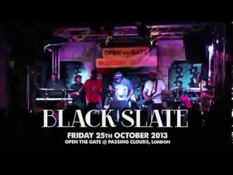 ☆ BLACK SLATE ☆ Live ☆ OpenTheGate @PassingClouds